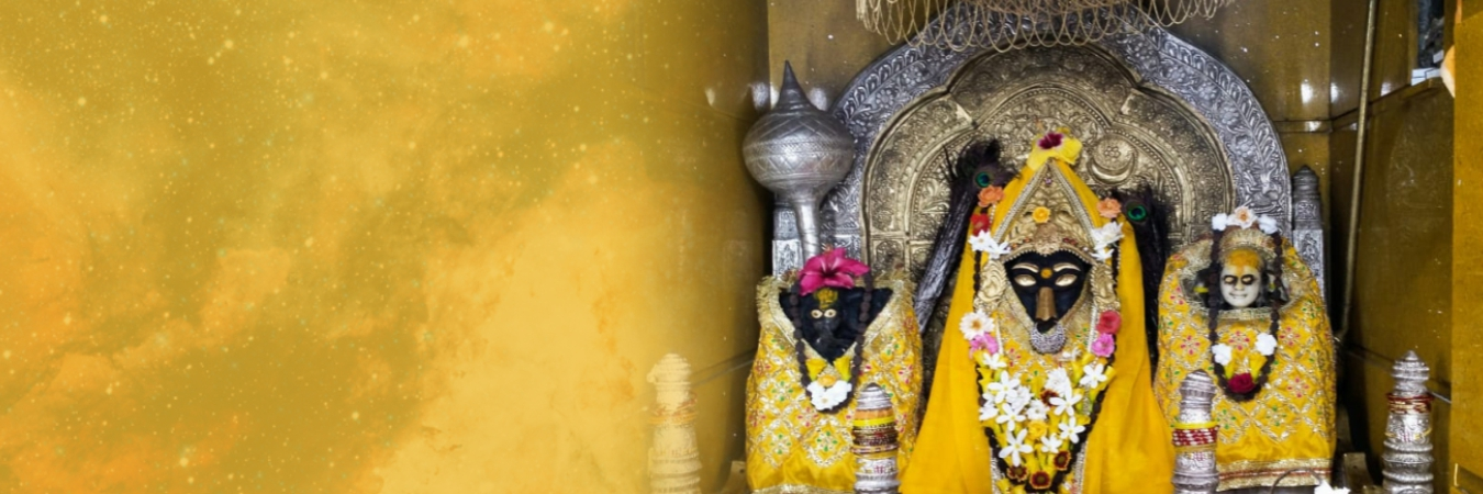 The Legend of Baglamukhi Temple