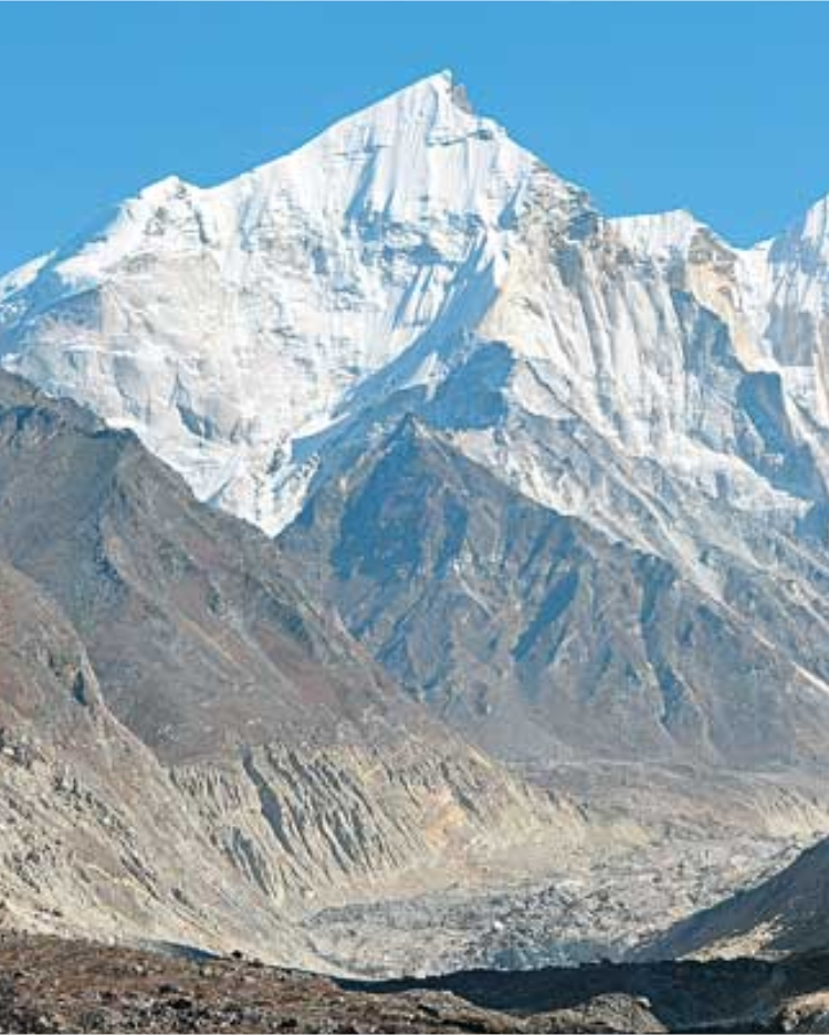The Mystic of Himalayas