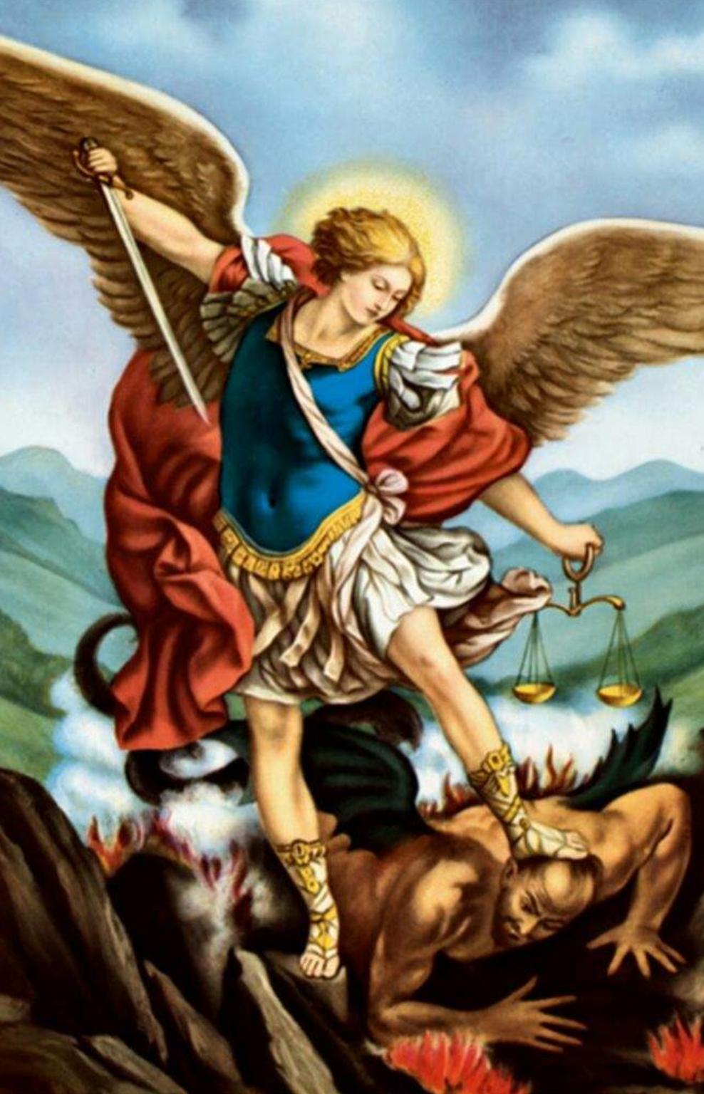 Messenger - Archangel Michael: The Protector
