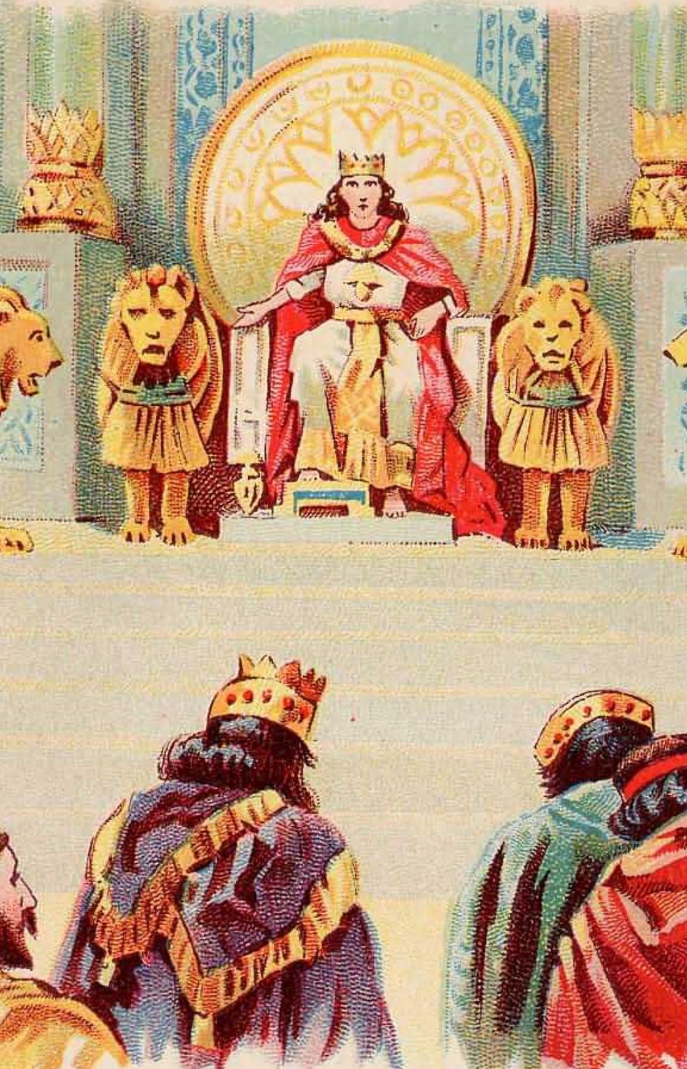 Saint Solomon: The Mystical King
