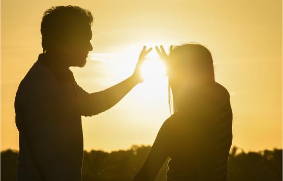 Your Spiritual Partner - solemn side